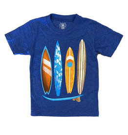 Wes & Willy Surf Boards Tee