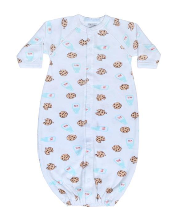 Baby Steps Milk & Cookies Converter Gown