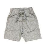 Mish Solid Comfy Infant Pocket Shorts-H Grey