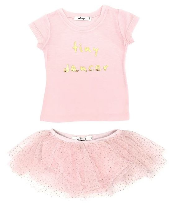 Oh Baby! Tiny Dancer Tutu Set