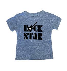 Small Change Blue Rock Star Tee