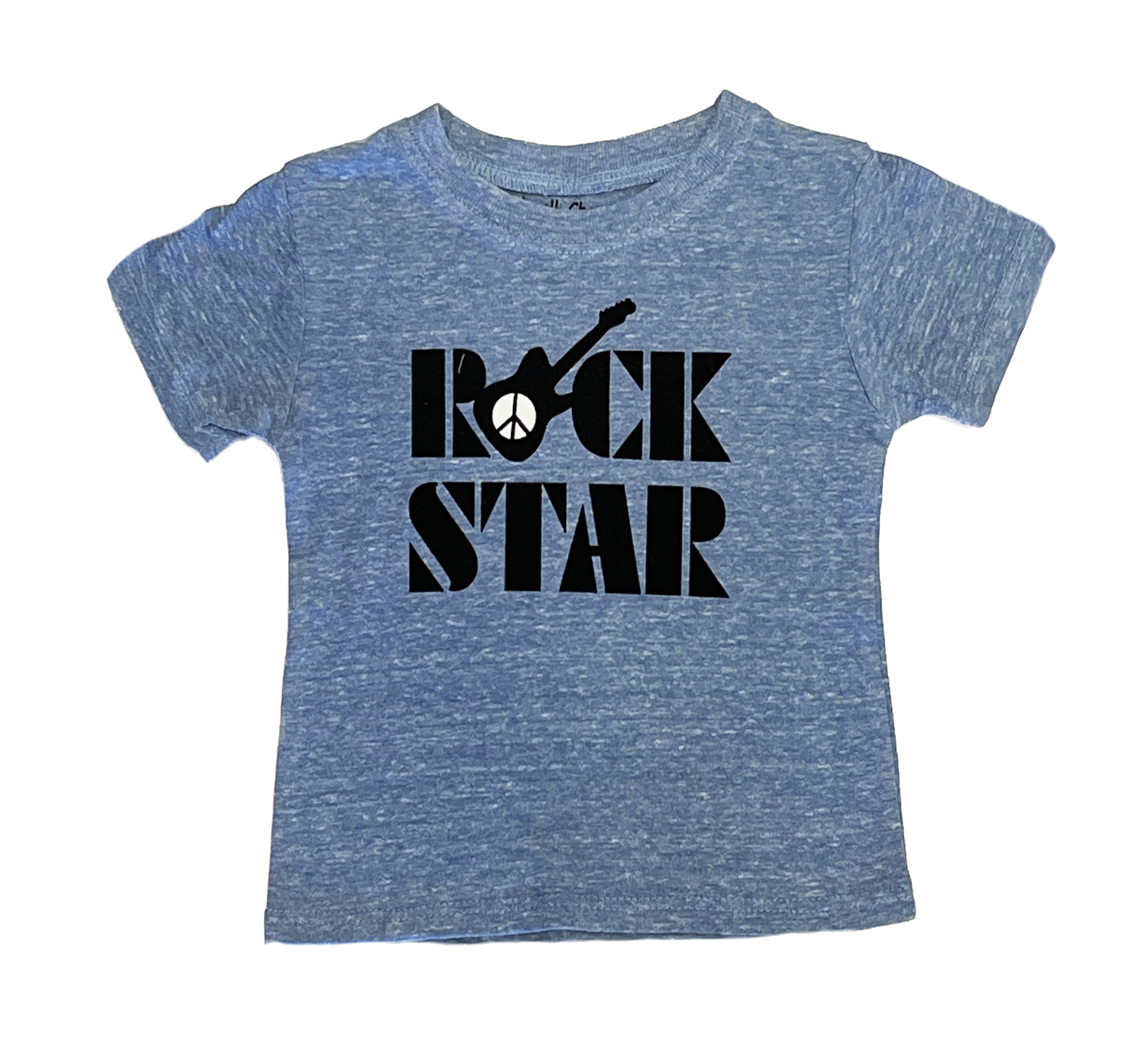 Small Change Blue Rock Star Tee