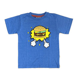 Mish Cobalt Burger Infant Tee