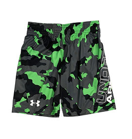 Under Armour Laser Green Shorts