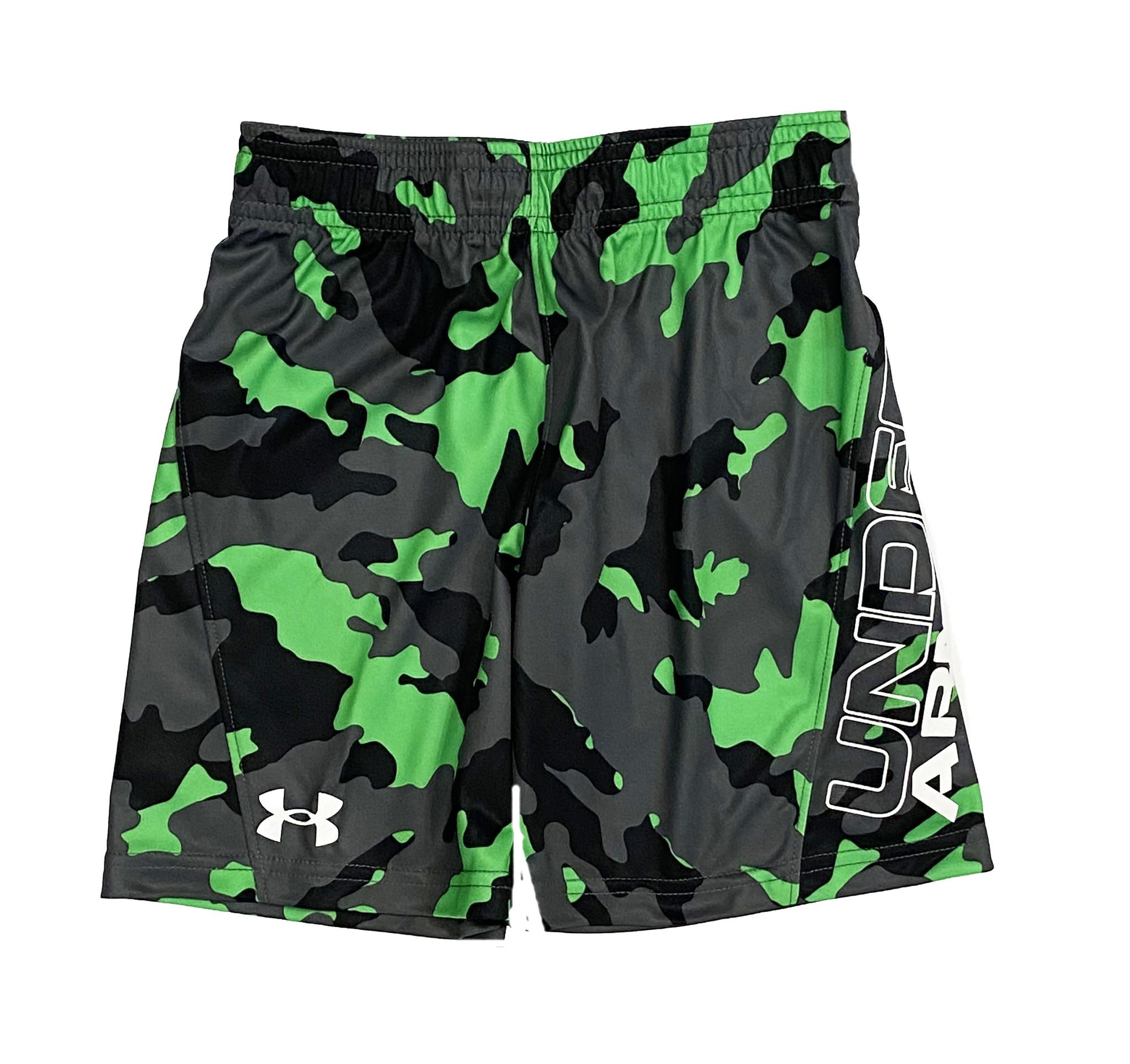 Under Armour Laser Green Shorts