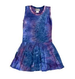 Dori Purple Iris TD Dress
