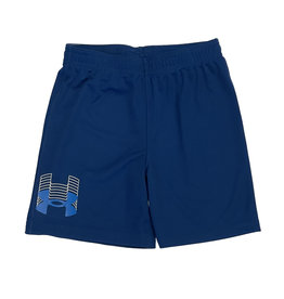 Under Armour Graphite Blue Logo Shorts