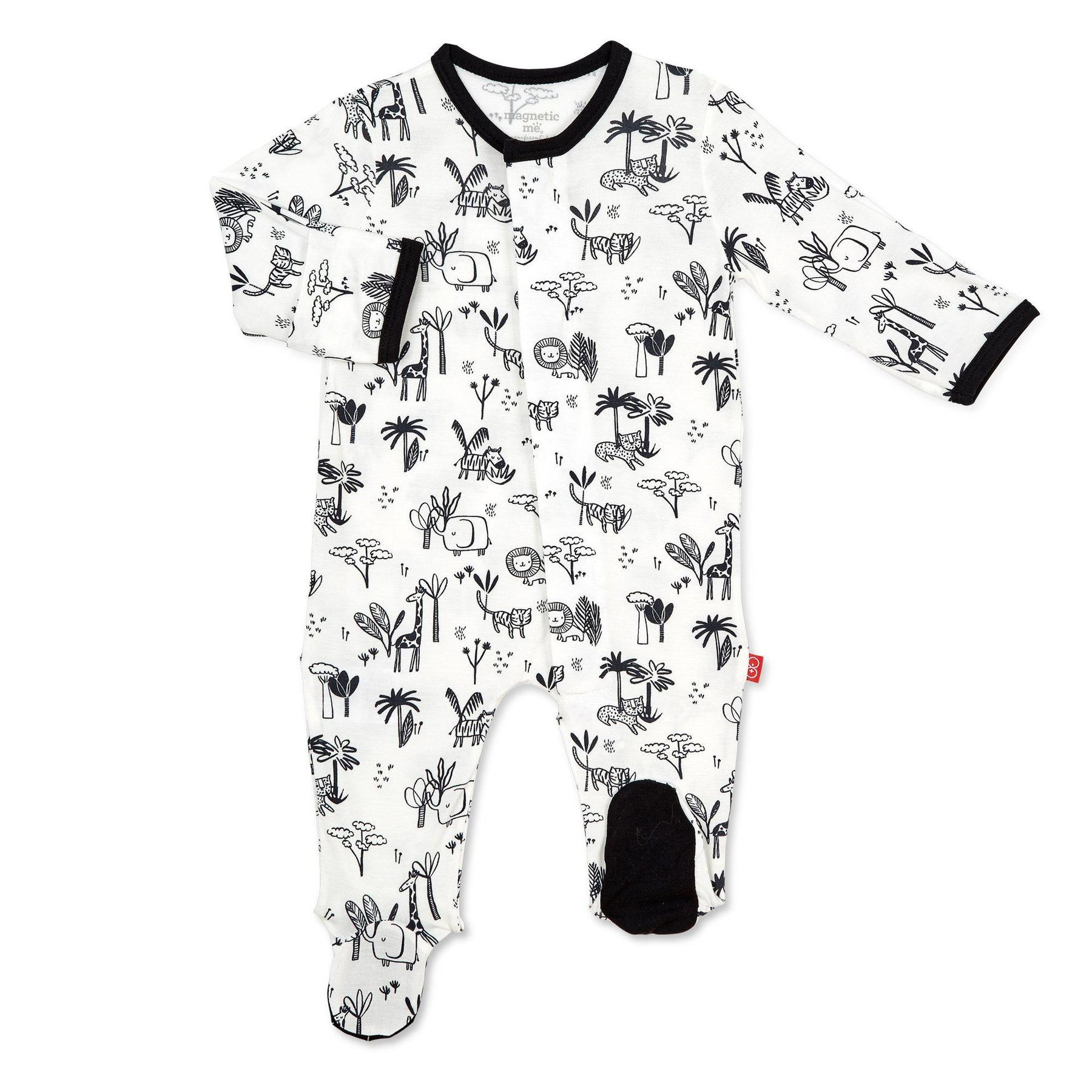 Magnetic Me Animal Safari Footie