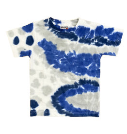 Mish Grant Blue Tie Dye Infant Tee
