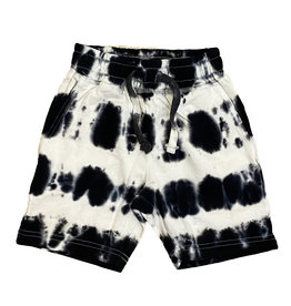 Mish Bryce Blk/Wht TD Shorts