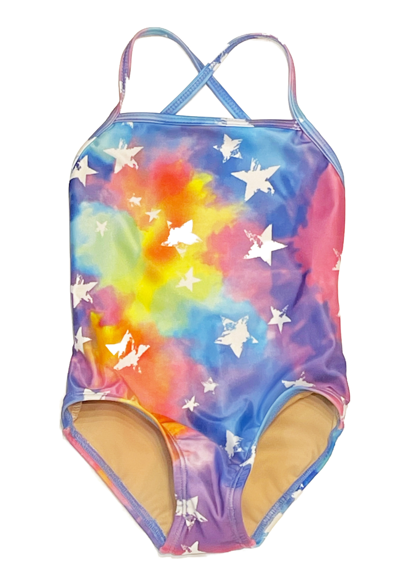 Cruz Rainbow Stars Swimsuit