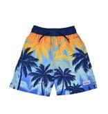 Flap Happy Sunset Palm Infant Swimsuit
