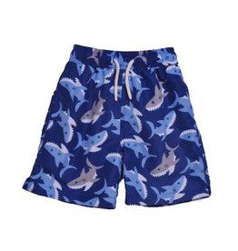 Flap Happy Sharks Infant Swimsuit