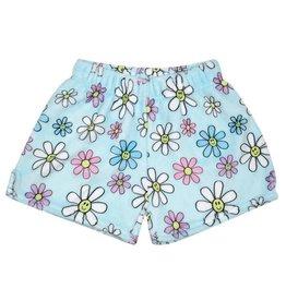 IScream Daisy Plush Shorts