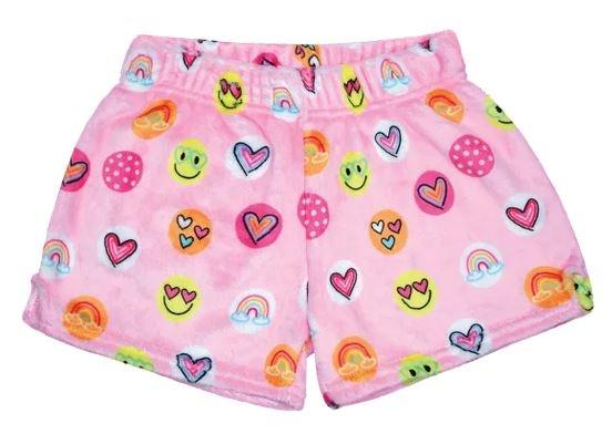 IScream Sunshine Funshine Plush Shorts