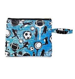 Top Trenz Sports Graffiti Wet Bag