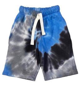 Californian Vintage Royal/Blk TD Shorts
