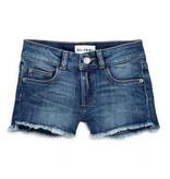 DL 1961 Dk  Denim Lucy Cutoff Shorts