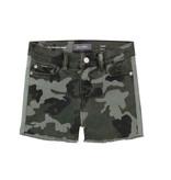 DL 1961 Lucy Camo Cutoff Shorts