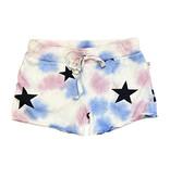 T2Love PB Tie dye Stars Shorts