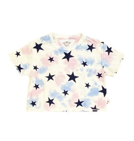T2Love PB Tie Dye Stars Tee