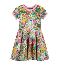 Rock Your Baby Flower Power Dress