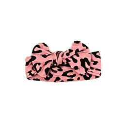 Little Mish Pink Cheetah Headband