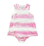 Splendid Bubblegum Stripe Dress Set