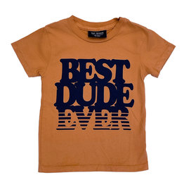 Tiny Whales Best Dude Ever Infant Tee
