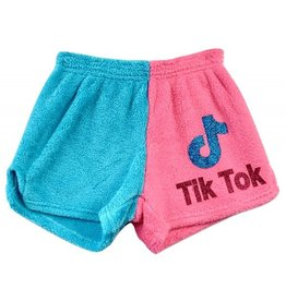 Love & Kisses Tik Tok Plush Shorts