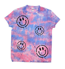 Firehouse Penny TD Tee with Smileys