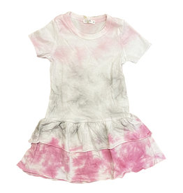 Cozii Pink/Grey TD  Dress