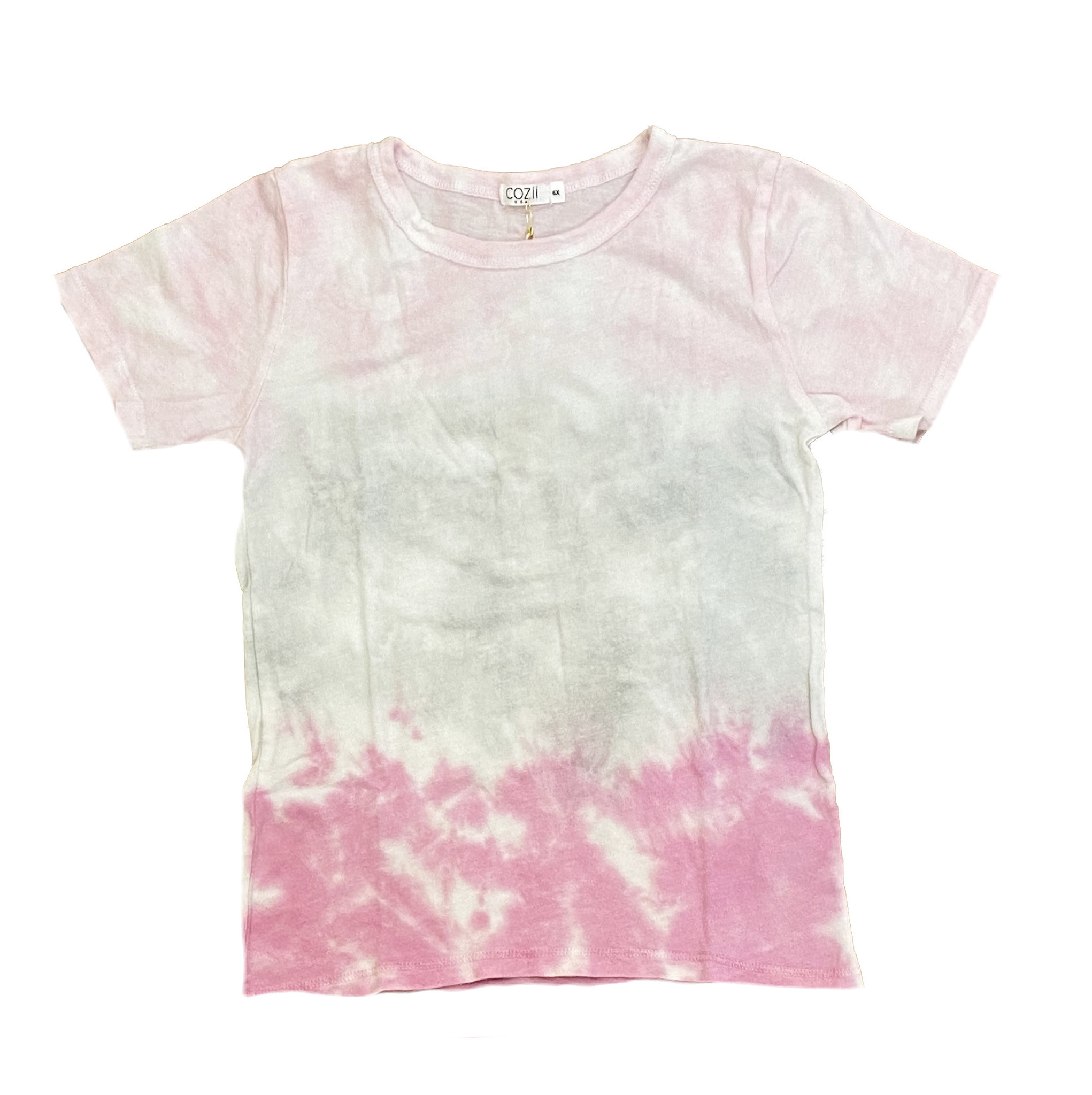 Cozii Pink/Grey TD  Tee