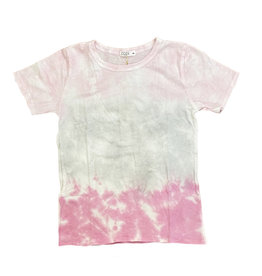 Cozii Pink/Grey TD Infant Tee
