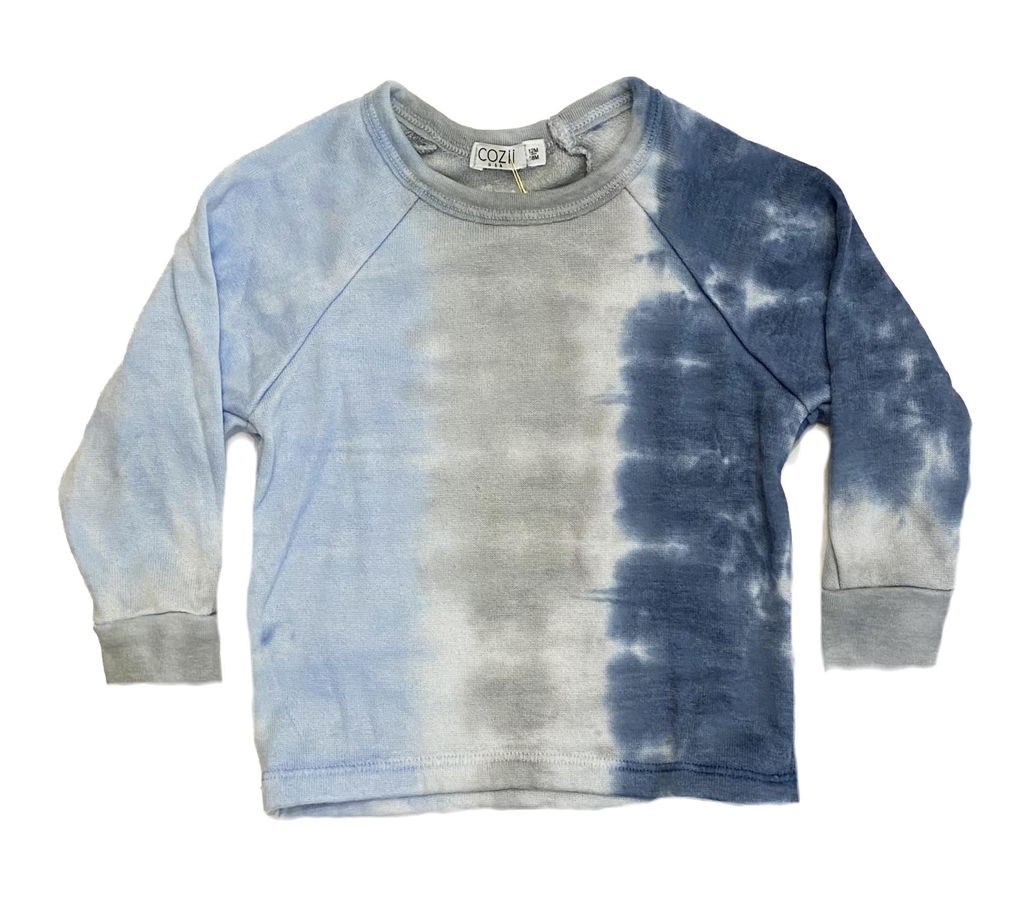 Cozii Blues TD Infant Sweatshirt