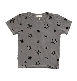 Cozii Grey Stars Tee