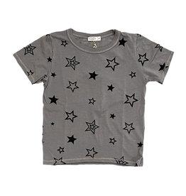 Cozii Grey Stars Infant Tee