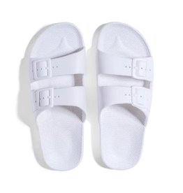 Freedom Moses Adult Slide - White