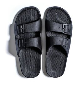 Freedom Moses Adult Slide - Black