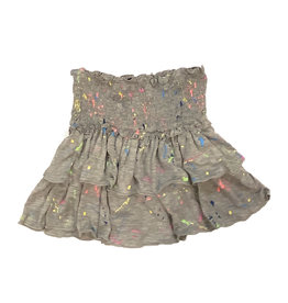 Flowers by Zoe Grey Splatter Skirt