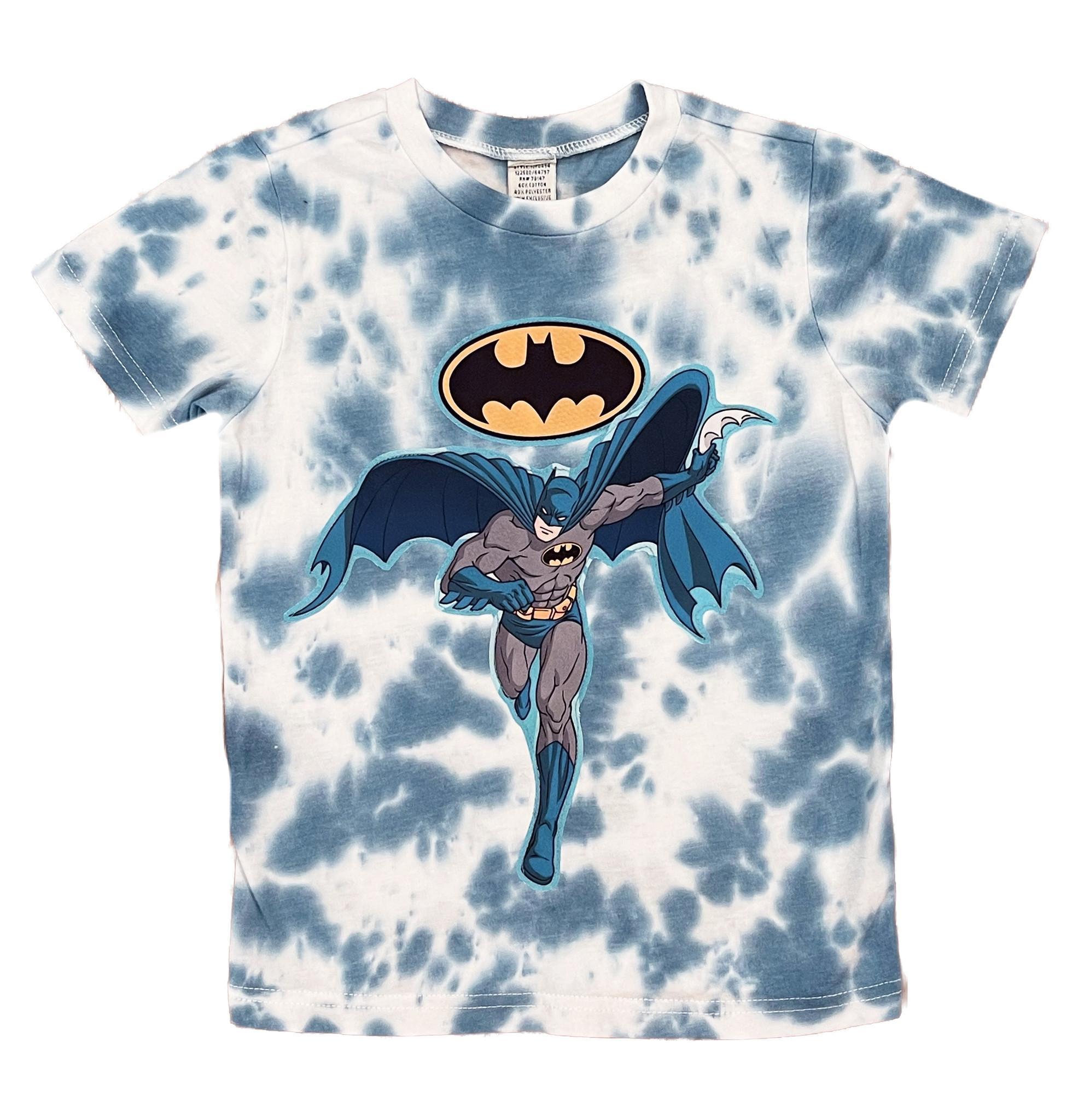 Batman Tie Dye Tee