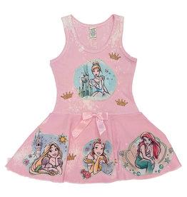 Pink Princess Twirl Dress