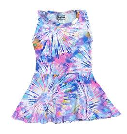 Dori Pinwheel TD Dress