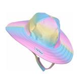 Flap Happy Rainbow Ombre Floppy Sun Hat
