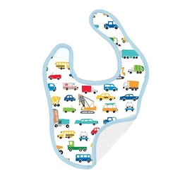 Baby Jar Traffic Jam Bib