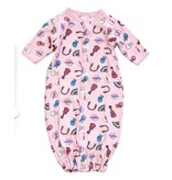 Baby Steps Pink Rock n Roll Converter Gown