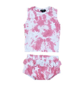 Flowers By Zoe Pink TD Star Infant Set