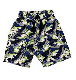 Mish Sharks Infant Swimsuit