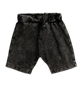 Mish Black Enzyme Harem Shorts