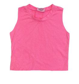 Firehouse Neon Pink Tank Top